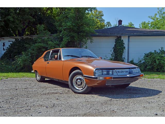 1973 Citroen SM | 892349