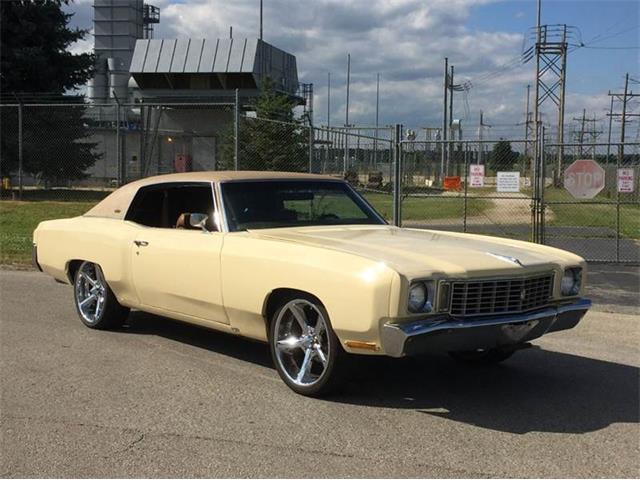 1972 Chevrolet Monte Carlo | 892361