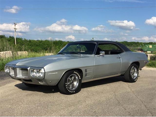 1969 Pontiac Firebird | 892364