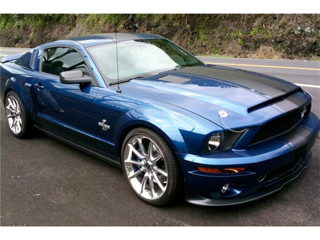 2007 FORD SHELBY GT500 SUPER SNAKE | 892369