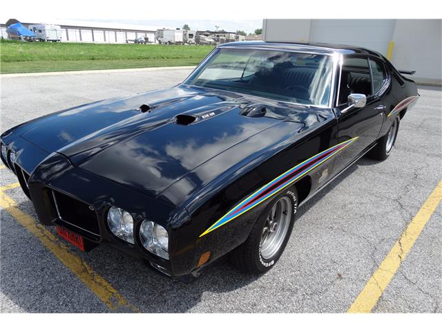1970 PONTIAC GTO JUDGE RAM AIR III | 892371