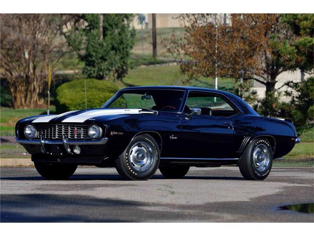 1969 Chevrolet Camaro Z28 | 892394