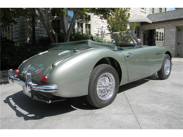 1964 AUSTIN-HEALEY 3000 MARK III BJ8 | 892396