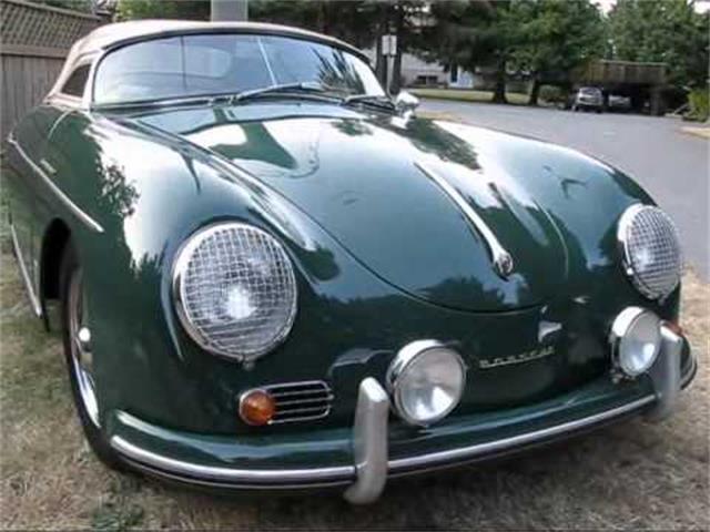 1958 Porsche 356 | 892400