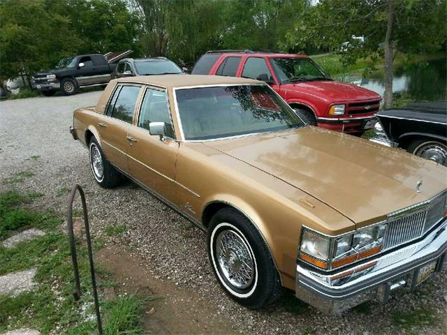 1977 Cadillac Seville | 892402
