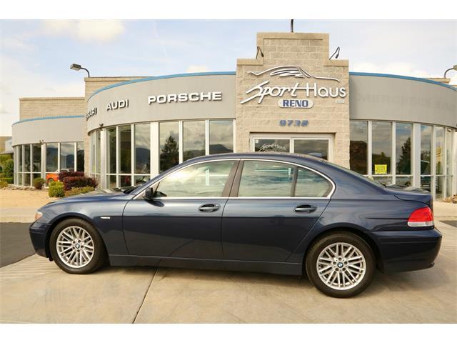2004 BMW 745i | 892408