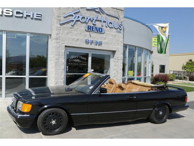 1986 Mercedes-Benz 560SEC | 892415