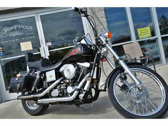 1997 Harley-Davidson FXDWG Wide Glide | 892416