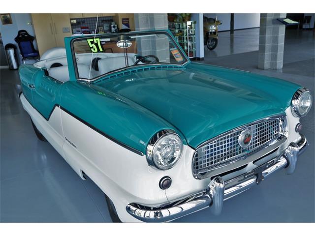 1956 Hudson-Nash Metropolitan | 892417