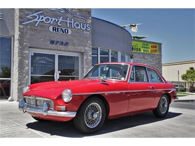 1967 MG MGB-GT | 892418