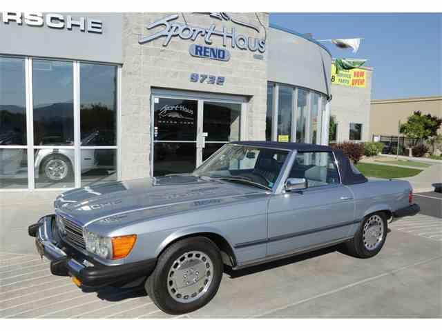 1984 Mercedes-Benz 380 | 892419
