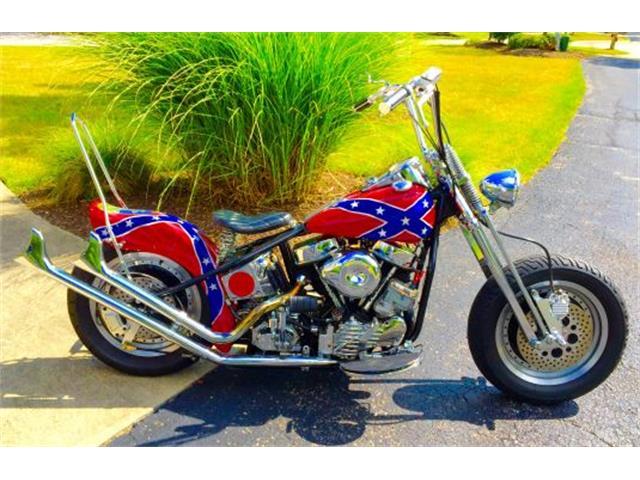 1949 Harley Davidson Custom Panhead Chopper | 890242