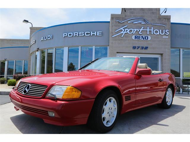 1991 Mercedes-Benz 500SL | 892420