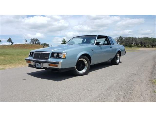 1986 Buick Regal T-Type Coupe | 890243