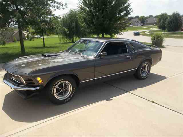 Picture of '70 Mustang Mach 1 - $55,000.00 Offered by a Private Seller - J4M1