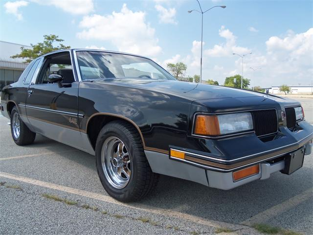 1987 Oldsmobile Cutlass | 892444