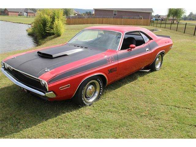 1970 Dodge Challenger T/A | 892447