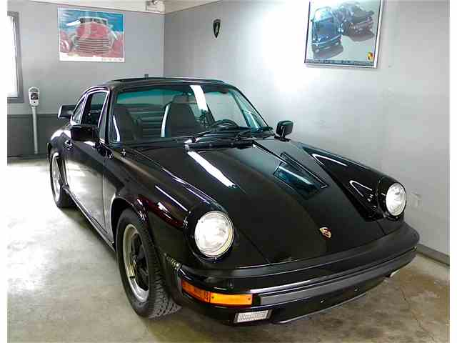 1984 Porsche 911 Carrera 3.2 coupe | 892452