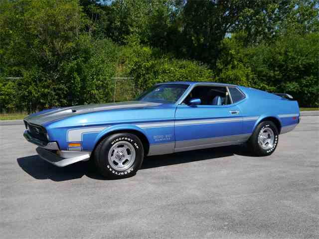1973 Ford Mustang Mach 1 | 892454