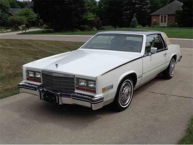 1982 Cadillac Eldorado Biarritz | 892457