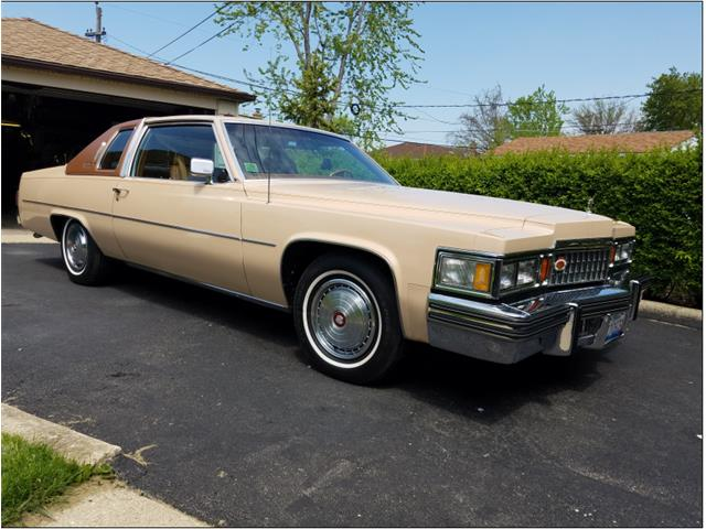 1978 Cadillac Coupe DeVille | 892458