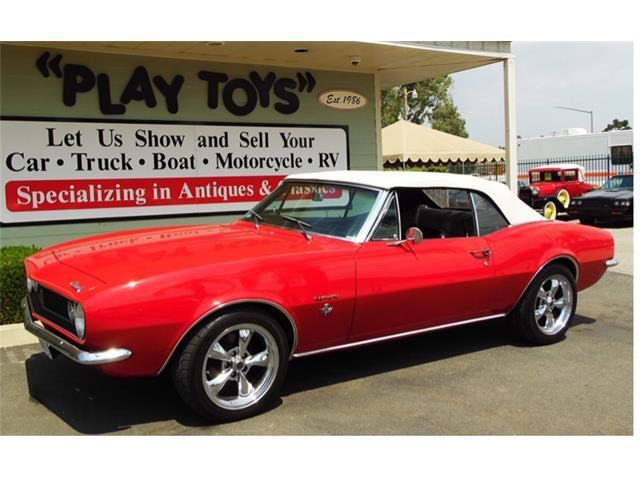 1967 Chevrolet Camaro | 892462