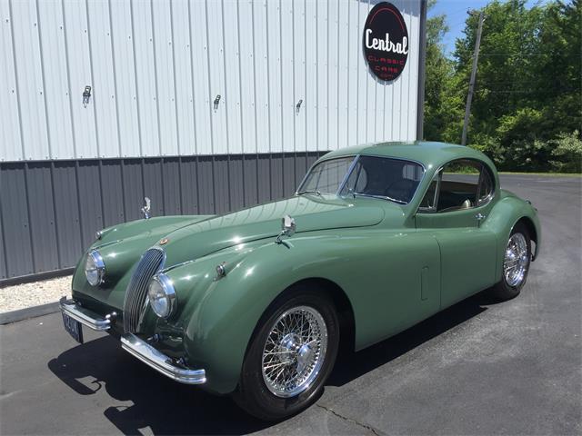 1953 Jaguar XK120 | 892468
