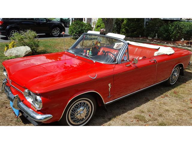 1963 Chevrolet Corvair Monza | 892469
