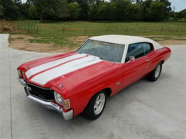 1972 Chevrolet Chevelle Malibu | 892472