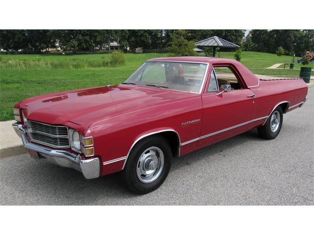 1971 Chevrolet El Camino | 892478