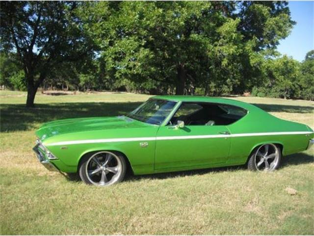 1969 Chevrolet Chevelle SS Two Door Hardtop | 890249