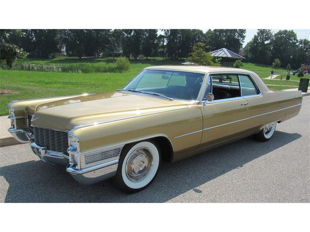 1965 Cadillac Coupe DeVille | 892490