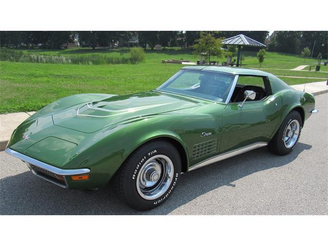 1972 Chevrolet Corvette | 892491