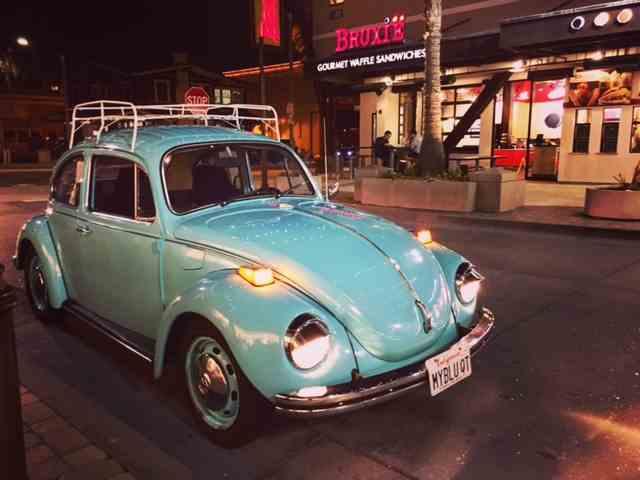 1971 Volkswagen Super Beetle | 892499