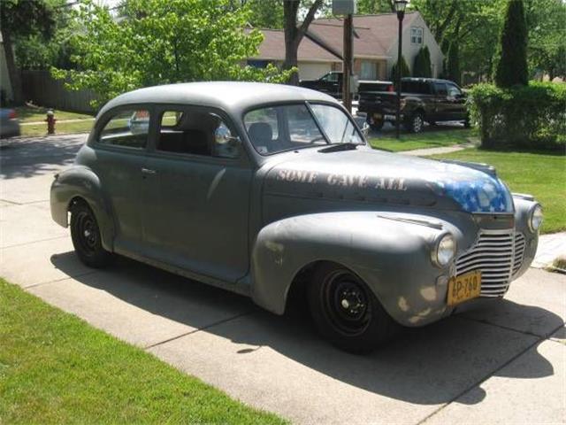 1941 Chevrolet Sedan | 890025