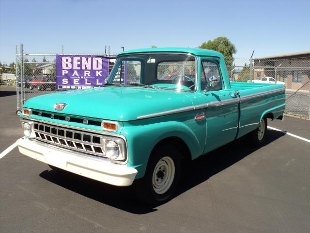 1965 Ford F100 | 892505