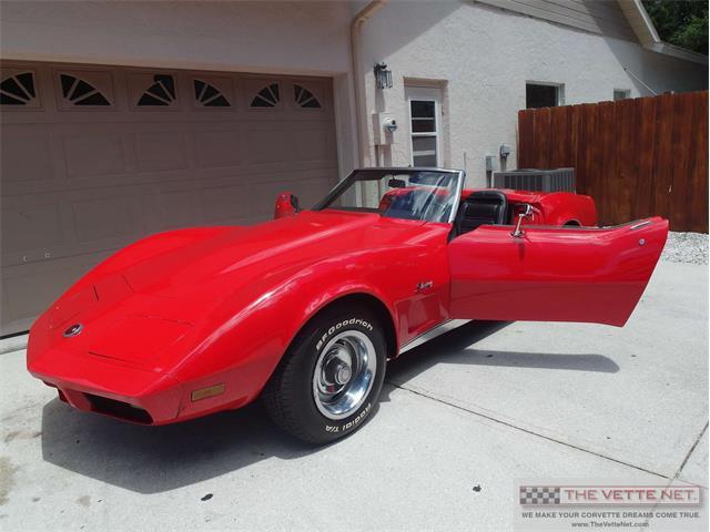 1973 Chevrolet Corvette | 892507