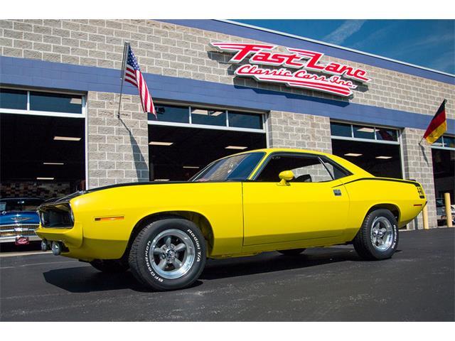 1970 Plymouth Cuda | 892511