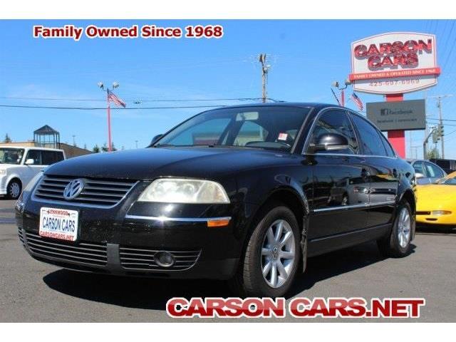 2004 Volkswagen Passat | 892513