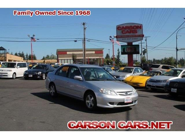 2004 Honda Civic | 892515
