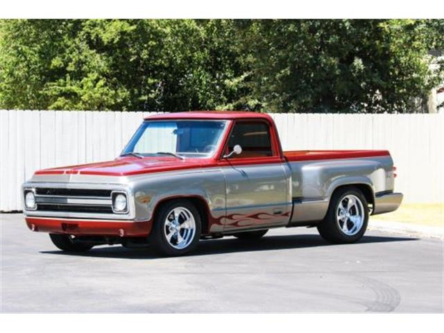 1970 Chevrolet C/K 10 | 890252