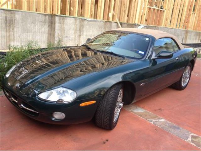 2002 Jaguar XK8 | 892528