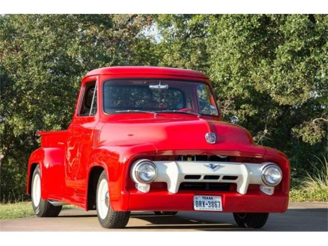 1954 Ford F1 Custom  Pickup | 892530