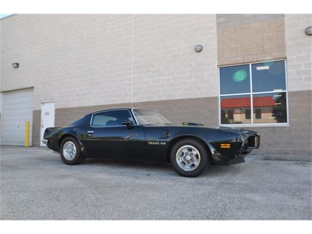 1973 Pontiac Firebird Trans Am | 892531