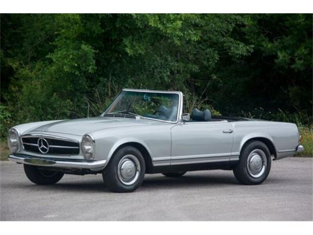 1967 Mercedes-Benz 250SL | 892532