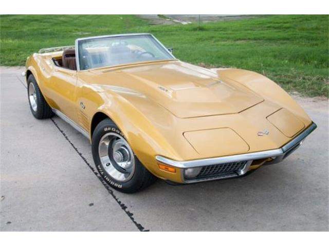 1971 Chevrolet Corvette LS5 Convertible | 892540