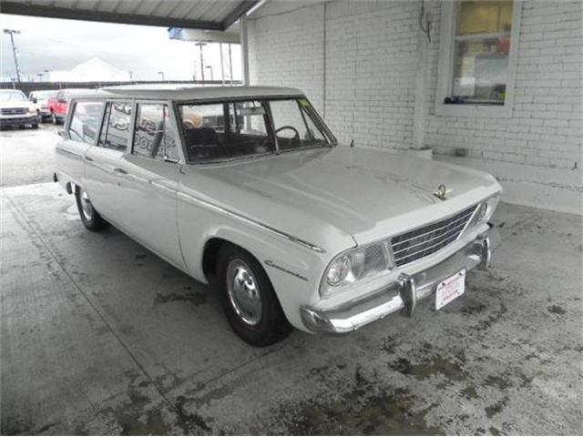 1965 Studebaker Commander Wagonaire Wagon | 892542