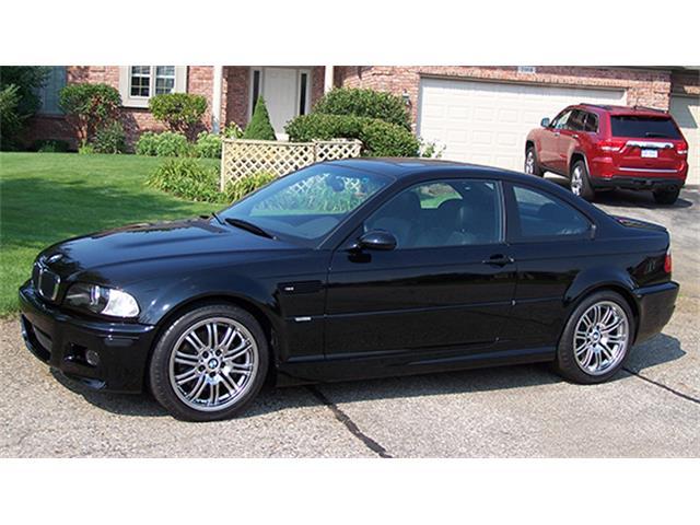 2002 BMW M3 | 892549