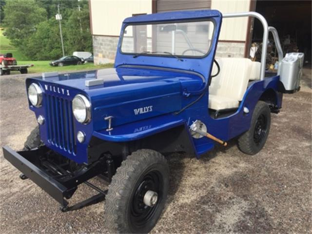1955 Willys Jeep SJ3B | 890255