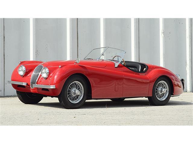 1954 Jaguar XK120 | 892555